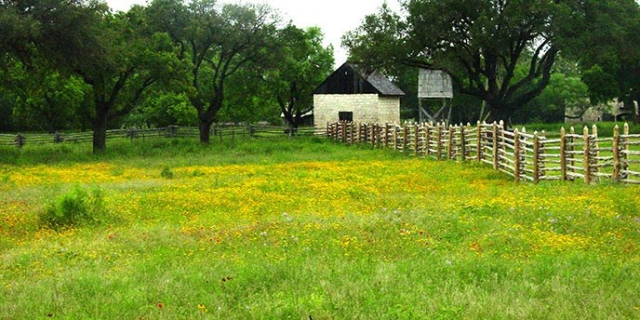 LBJ Fences on the Ranch LBJ National Historical Park NPS