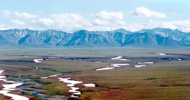 States Alaska ANWR Brooks Range USFWS via Wikipedia