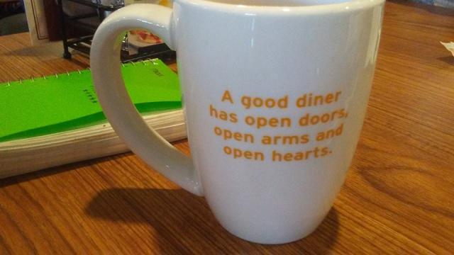 2019 05 19 Niskayuna Dennys A good diner equals heaven