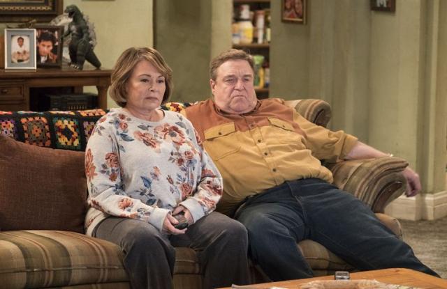 Movies and TV Roseanne reboot loud woman undone Barr Goodman