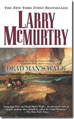 Cover McMurtry Dead Mans Walk