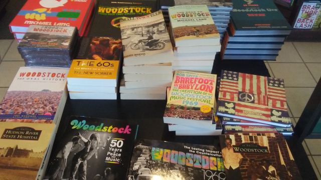 2019 08 15 Woodstock at B and N 1