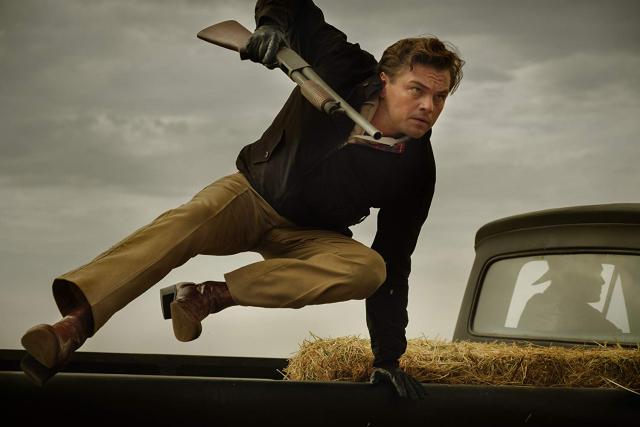 OUATIH Leo as Rick Dalton tv action star