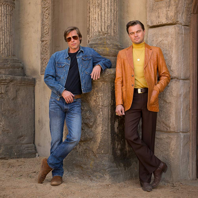 OUATIH Brad and Leo Sundance and Butch