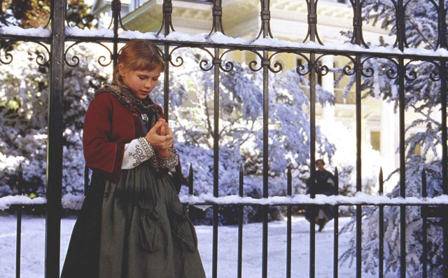 Movies and TV Little Women 1994 Kirstin Dunst stealing the show as Amy - Edited