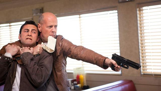 Movie and TV Looper Godon Levitt as Willis Wills as Gordon Levitt - Edited