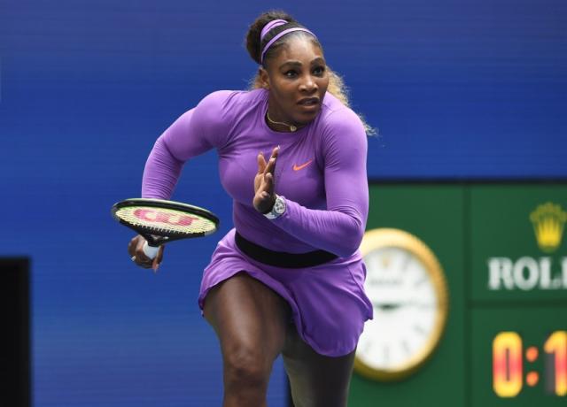 Sports Tennis Serena Serena Williams at the US Open September 1 2019 Sarah Stier AP via LAT