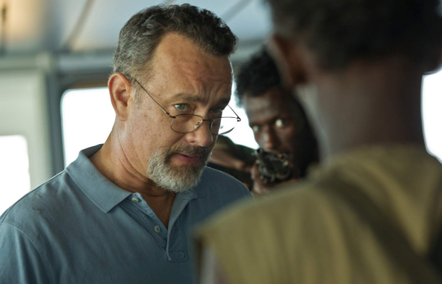 Movies and TV Captain Phillips Hanks at his best - Edited
