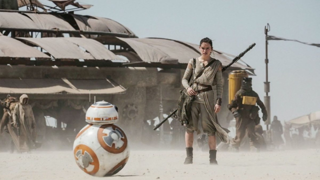 Star Wars VII FA Rey begins her quest