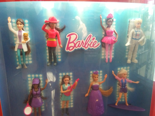 2019 10 13 McDs Barbie working 9 to 5 1