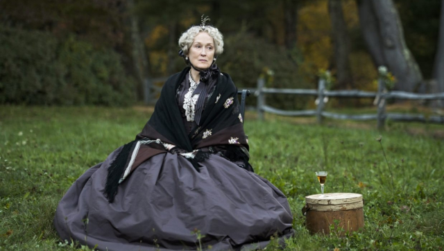 Movies and TV Little Women 2019 Streep Not always right but never wrong - Edited