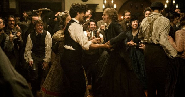 Movies and TV Little Women 2019 Jo and Bhaer dance - Edited