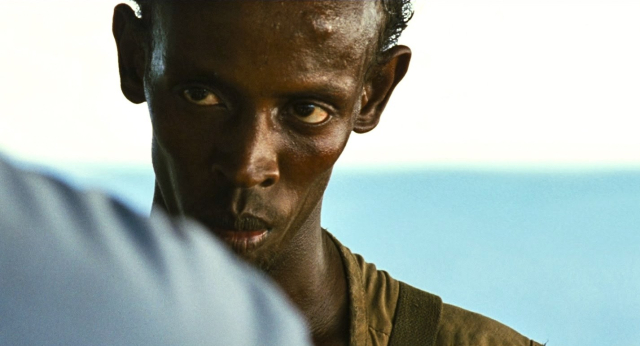 Movies and TV Captain Phillips  Barkhad Abdi Muse alone - Edited