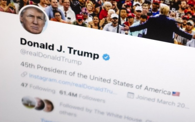 Trump for his modern day presidential library Twitter banner image by J David Ake AP via NPR - Edited (2)