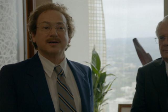Movies and TV People vs OJ Evan Handler as Deshowitz