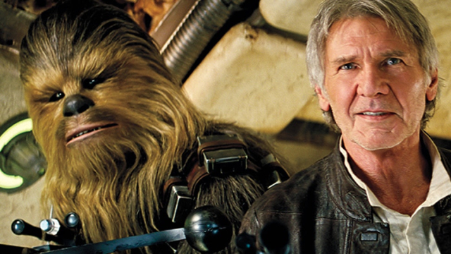 Star Wars VII FA Chewie we re home