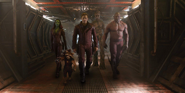 Movies and TV GotG 1 The biggest idiots in the galaxy