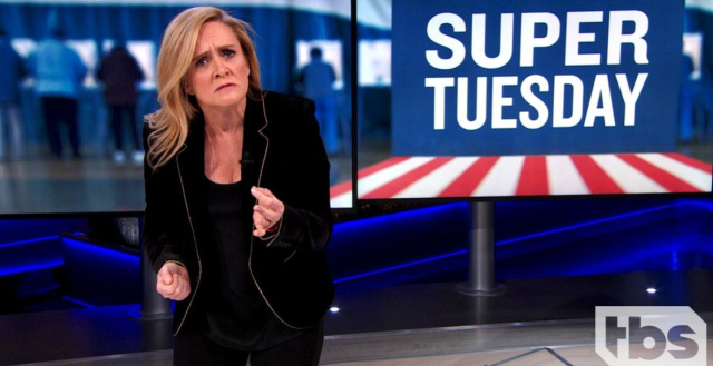 Politics Full Frontal Samantha Bee Super Tuesday 3 4 20 - Edited