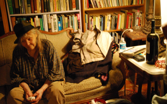 Poets and Writers Ruth Stone courtesy of Bianca Stone and the Vermont Writers Retreat 236 - Edited