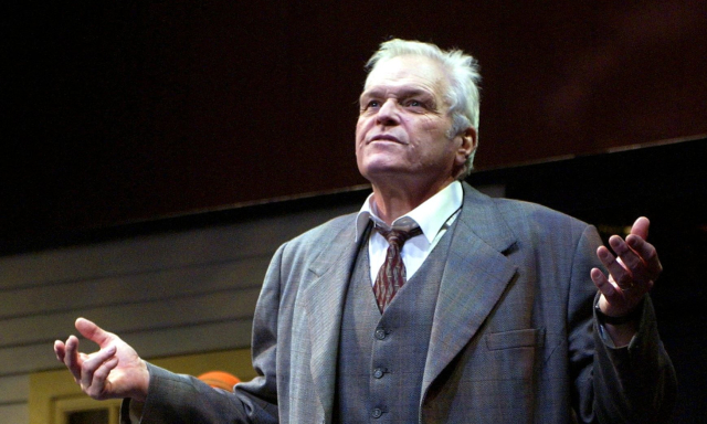 Movies and TV Death of a Salesman Isnt that a remarkable thing Dennehy Willy Loman in London 2005 via the Guardian