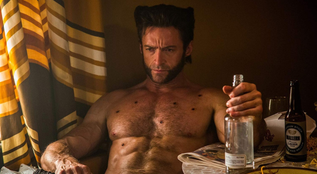 Movies and TV X Men DOFP Hugh Jackman as Wolverine having trouble waking up to the 1970s - Edited