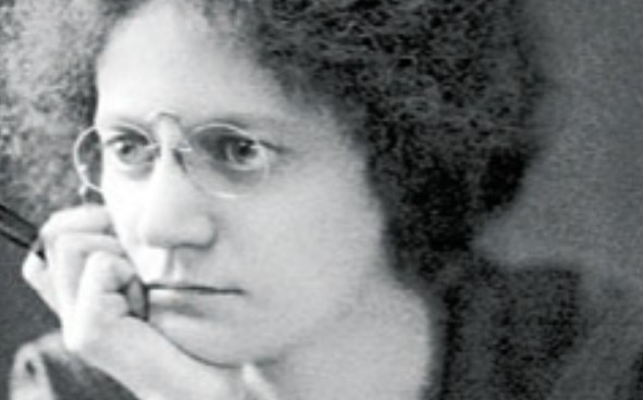 Poets and Writers Mary Antin 1915 Wikipedia - Edited
