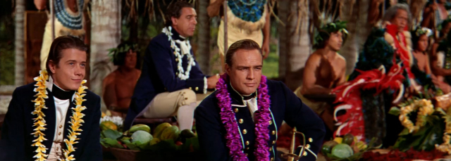 Movies and TV Bounty 1962 Brando as Christian as hedonist going native