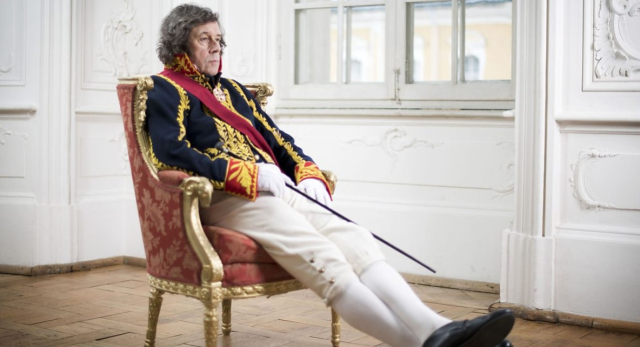 Movies and TV War and Peace 2015 Stephen Rea as Vassily - Edited