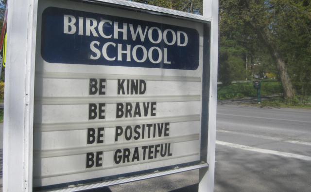 2020 05 07 Niskayuna Birchwood Be Kind - Edited