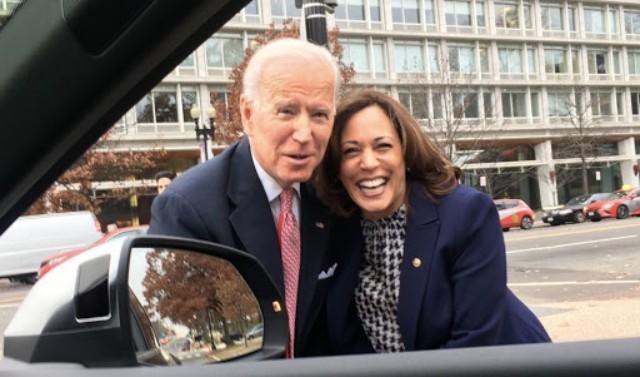 Biden The ticket I want to see Biden Harris via Harris on Medium - Edited