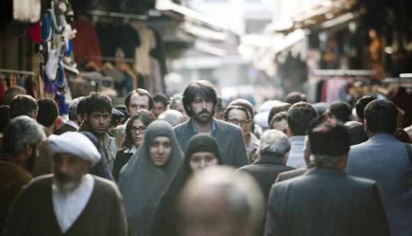Movies and TV Argo Lost in the Bazaar Ben Affleck as Tony Mendez in Tehran 1980 - Edited