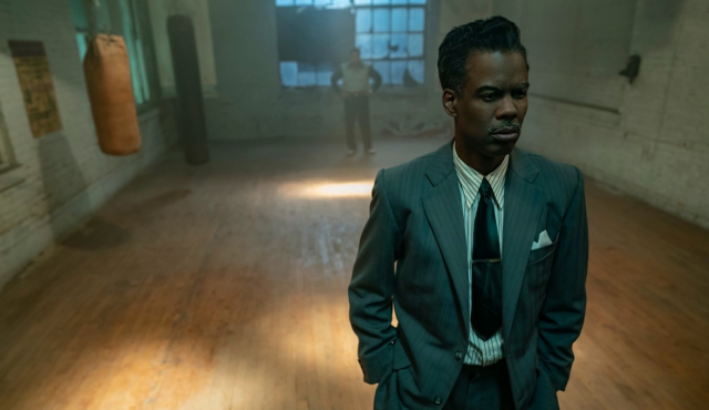Movies and TV Fargo TV Series S4 Chris Rock as Loy Cannon wanting to believe FX (2)