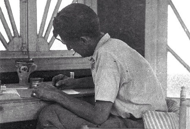 Poets and Writers Orwell Marrakech George Orwell Archive University College London - Edited