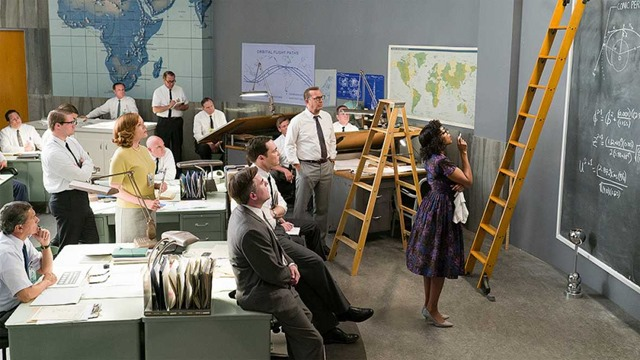 Movies and TV Hidden Figures The girl at work