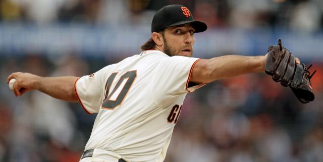 Baseball MLB NL Giants Baumgarner vs Mets July 19 2019 Ben Margot AP via KPIX 5(2)