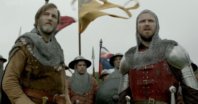 Shakespeare Richard II Hollow Crown David Morrissey as Northumberland Rory Kinnear as Bollingbroke - Edited