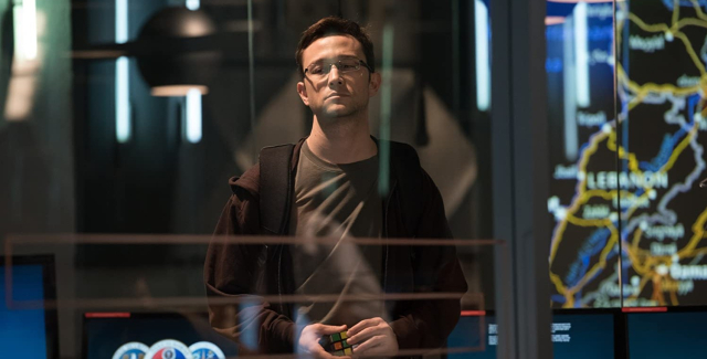 Movies and TV Snowden Joseph Gordon Leavitt as Edward Snowden - Edited