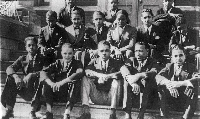 History Thurgood Marshall at Lincoln University