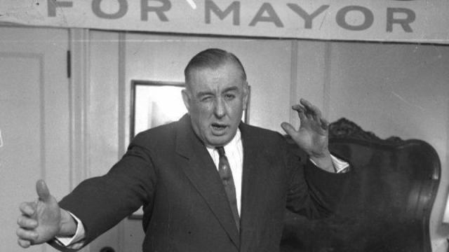 Politics Big Bill Thompson threatening to punch the King of England via Chicago Tribune