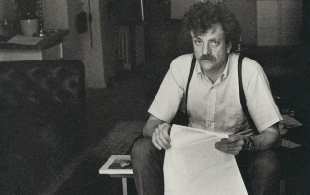 Writers and Poets Kurt Vonnegut - Edited