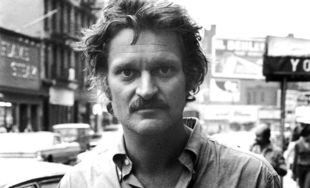 Poets and writers john ashbery nyc 1971 Gerard Malanga via NYT - Edited (2)
