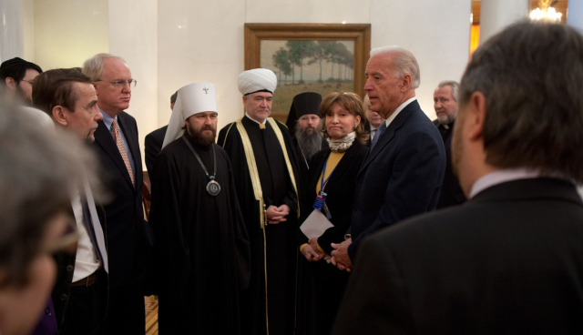Biden VP Meeting with opposition leaders in Moscow 3 11 Official White House Photo by David Lienemann - Edited