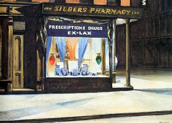 Hopper_drug_store